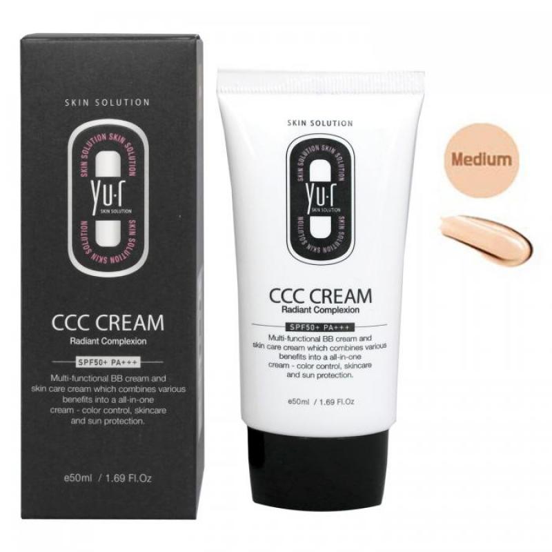 Корректирующий крем YU.R CCC Cream