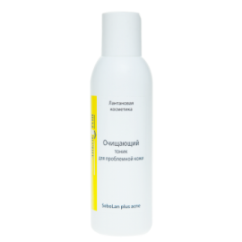 Очищающий тоник для проблемной кожи SeboLan plus Acne