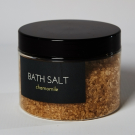 Соль для ванн Chamomile