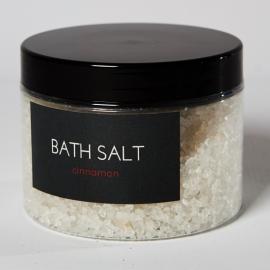 Соль для ванн Cinnamon