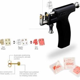 Пистолет для прокалывания мочки уха